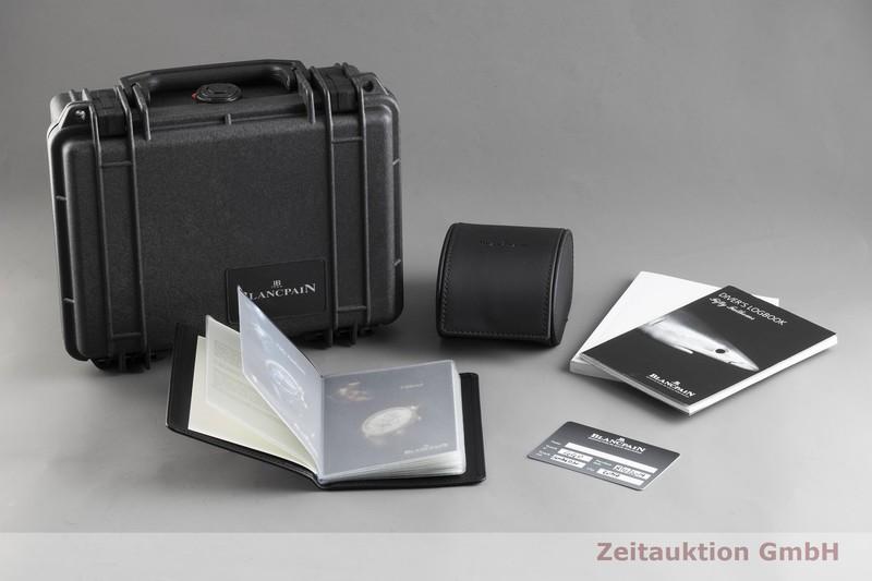 gebrauchte Luxusuhr Blancpain Fifty Fathoms Stahl Automatik Kal. 1151 Ref. 5008B.11.30-B52A LIMITED EDITION | 2104344 _0
