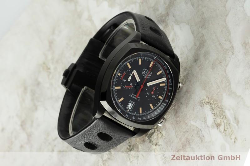 gebrauchte Luxusuhr Tag Heuer Monza Chronograph Titan Automatik Kal. 17 Ref. CR2080, FC6375 LIMITED EDITION   2104348 _0