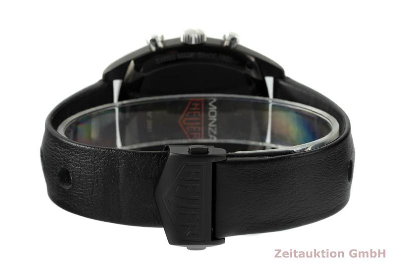 gebrauchte Luxusuhr Tag Heuer Monza Chronograph Titan Automatik Kal. 17 Ref. CR2080, FC6375 LIMITED EDITION   2104348 _1