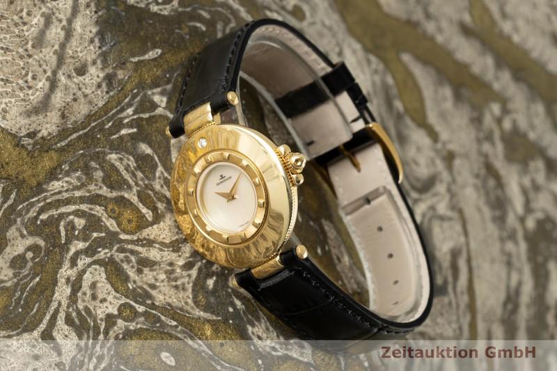 gebrauchte Luxusuhr Jaeger LeCoultre Rendez-Vous  18k Gold Quarz Kal. 609 Ref. 421.1.09  | 2104352 _0