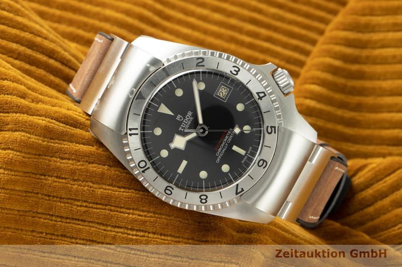 gebrauchte Luxusuhr Tudor Black Bay Stahl Automatik Kal. MT5621 Ref. 70150    2104424 _0