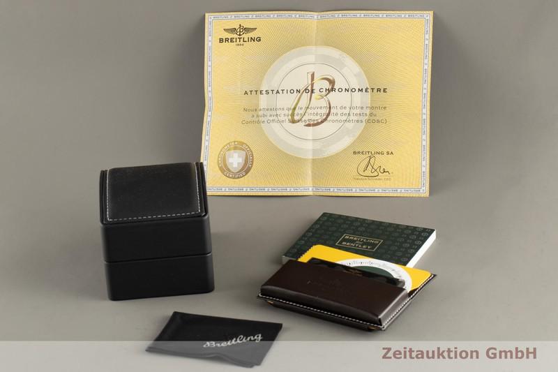 gebrauchte Luxusuhr Breitling Bentley Chronograph Stahl Automatik Kal. B06 Ref. AB0611    2104619 _0