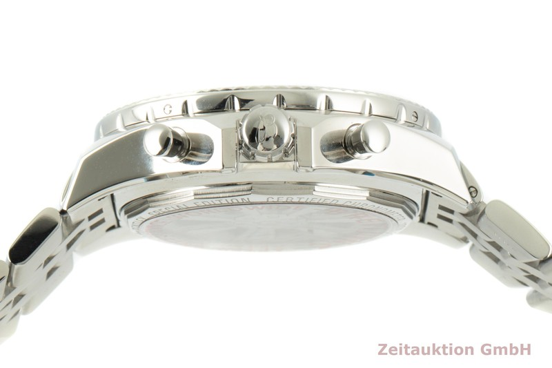 gebrauchte Luxusuhr Breitling Bentley Chronograph Stahl Automatik Kal. B06 Ref. AB0611    2104619 _1