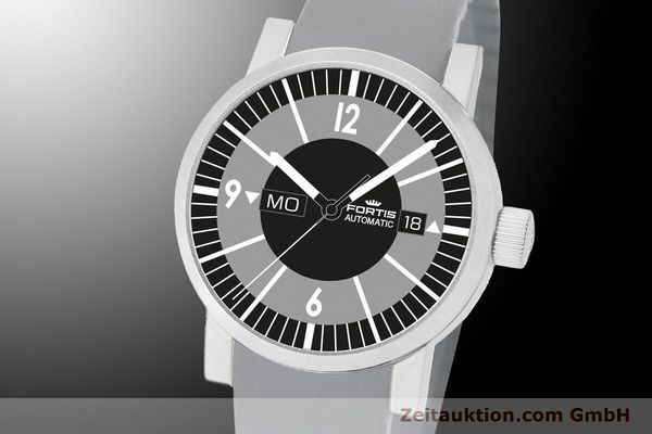 FORTIS SPACEMATIC ACIER AUTOMATIQUE LP: 1350EUR [900017]