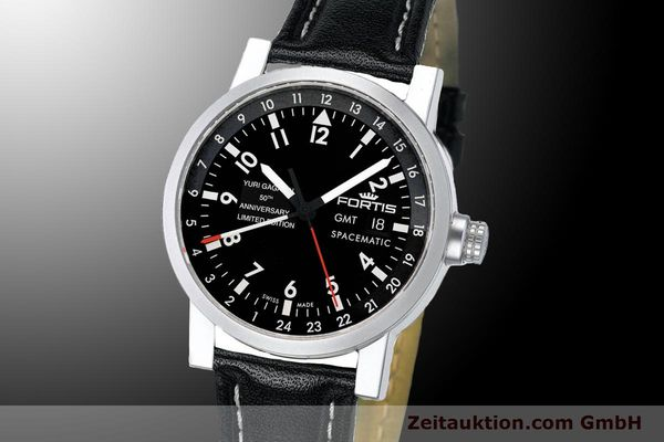 Used luxury watch Fortis Yuri Gagarin steel automatic Ref. 624.22.11YGEL01 LIMITED EDITION | 900020 04