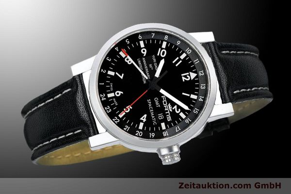 Used luxury watch Fortis Yuri Gagarin steel automatic Ref. 624.22.11YGEL01 LIMITED EDITION | 900020 05
