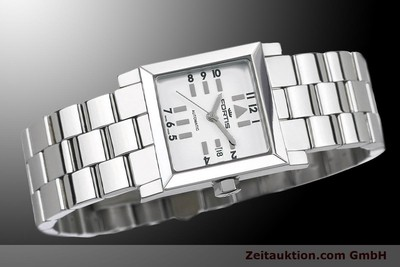 FORTIS SQUARE STEEL AUTOMATIC LP: 1650EUR [900023]