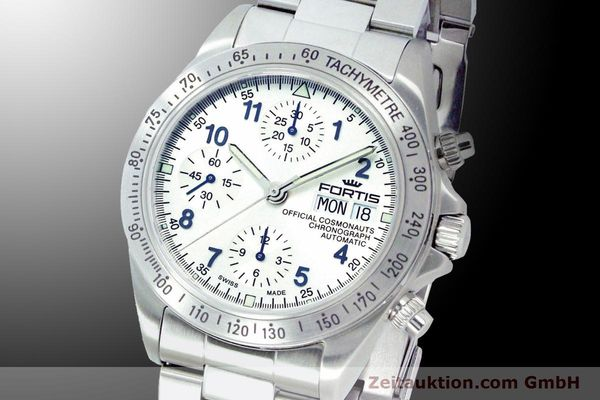 FORTIS COSMONAUTS CHRONOGRAPH CHRONOGRAPH STEEL AUTOMATIC [900025]