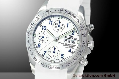 FORTIS COSMONAUTS CHRONOGRAPH CHRONOGRAPH STEEL AUTOMATIC LP: 2860EUR [900026]