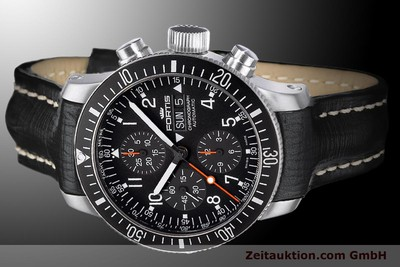 FORTIS B-42 CHRONOGRAPH STEEL AUTOMATIC LP: 2890EUR [900027]