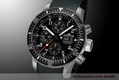 FORTIS B-42 CHRONOGRAPH STEEL AUTOMATIC LP: 3020EUR [900029]