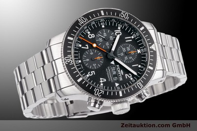 FORTIS B-42 CHRONOGRAPH STEEL AUTOMATIC LP: 3145EUR [900030]